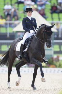 Broring-Sprehe Kristina, GER, Desperados FRH Olympic Games Rio 2016 © Hippo Foto - Dirk Caremans 11/08/16